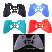 Full Body Protector Soft Silicone housing Case Cover For Nintendo For Wii U Pro Controller Wireless Gamepad shell