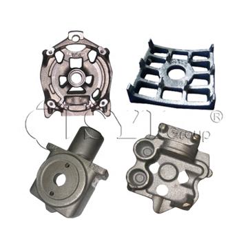 Aluminium extrusion permanent mould casting