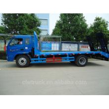 2015 venda quente Yuejin caminhão cama de carga plana, 6T plataforma caminhão