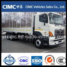 Caminhão de carga Hino 6X4 350HP