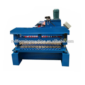 Roll Sheet Corrugated Roll Forming Machine