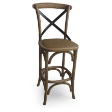 Wood X Back Chair Used for Restaurant Dining Furniture (SP-EC446)