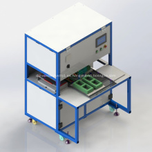 Empaquetadora automática de cajas de plástico