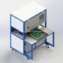 Máquina automática de selagem de blister