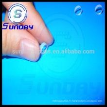 Fenêtre Optique Windows N-BK7 non revêtue de 2 mm de diamètre, petit verre optique Windows