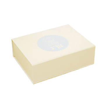 Cosmetic Collapsible Rigid Gift Box