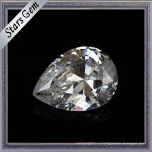 Блестящая груша Shahpe CZ Gemstone