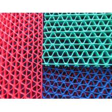 PVC S malla de malla de plástico uso exterior