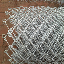 Galvanized Steel Chain Link Fence Fabric