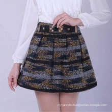 Wholesale High Quality A-Line Ladies Skirt Women Skirt