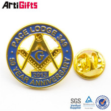 Wholesale cheap metal cap badge exporter