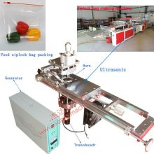 High Definition for Ultrasonic Welding Equipment Fully Automatic Zipper Bags Welding Machines export to India Factories