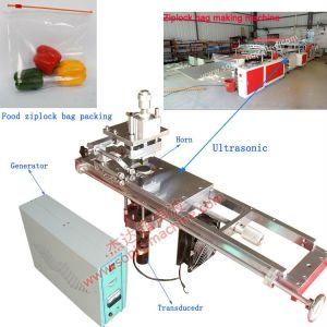 Fully Automatic Zipper Bags Welding Machines