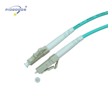 LC / UPC Multimode OM3 LC-LC Upc Patchkabel PVC / LSZH Jacke 2,0 mm 3,0 mm China Fabrik Lieferant