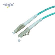 Fornecedor interno interno da fábrica da porcelana do revestimento do PVC / LSZH do conector da fibra OM3 do multi modo de LC / UPC multi fornecedor