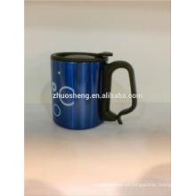 taza de cerámica de diseño personalizado con mosquetón