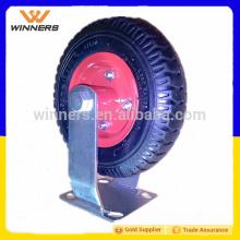 """barato 240mm 8 """"rodas de rodízio fixas ajustáveis"""