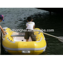 RIB small inflatable speed boat
