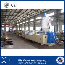Extrusora de tubulação plástica da certificação do CE
