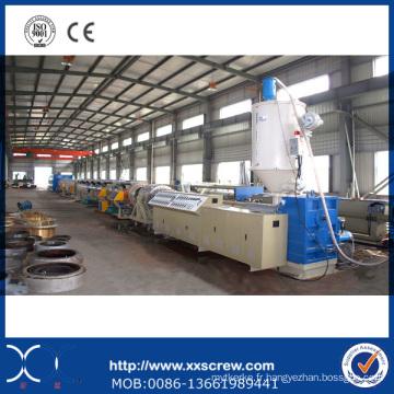 Extrudeuse de tuyauterie en plastique Certification CE