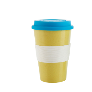 Bamboo Coffee Mug with Lid