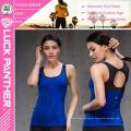 Benutzerdefinierte Stringer Frauen Print Gym Tank Top