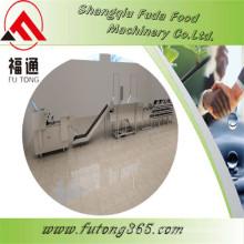 Linha de processamento de lixa de arroz glutinoso polido Linha de produção de alimentos linha de produção de lanches