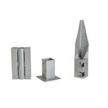 Pile Box for Anchor, Earth Auger