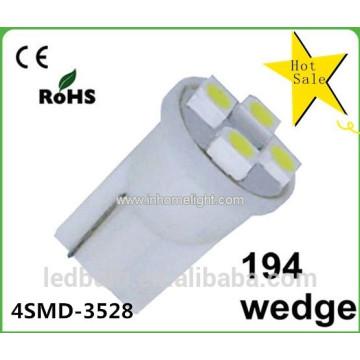501 5W5 T10 conduit le véhicule léger