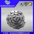 Large pitch Hollow Pin conveyor roller Chain C2080HP(Factory direct sale)