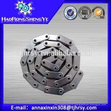 Rouleau convoyeur Hollow Pin à grande hauteur Chaîne C2080HP (vente directe en usine)