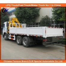 Sinotruk HOWO Cargo Camion Avec Grue
