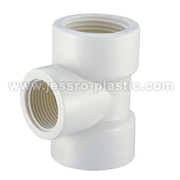 PVC Fittings- Reduced Tee
