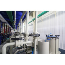 Фильтры вспомогательного оборудования фильтровального оборудования линии гальваники