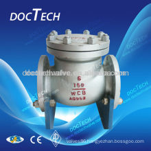 Swing Check Valve For Water Pipe