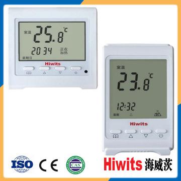 Дешевые ЖК-экран Цифровой WiFi Smart беспроводной контроллер комнатной температуры