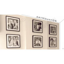 Reusable Wall Photo Framing