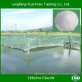 Productos químicos fungicidas desinfectantes ecológicos para la acuicultura / Alibaba Bestseller / Dióxido de cloro