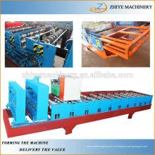 Azulejos Azulejos De Acero Coloreado Que Hacen La Máquina Con Alta Calidad