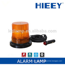 30W LED alarm lamp truck Led Warning light Magnetic rotating and strobe flash light Strobe Beacon with cigar lighter