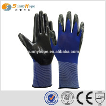 sunnyhope palm coated garden work Nylon Knit Gloves