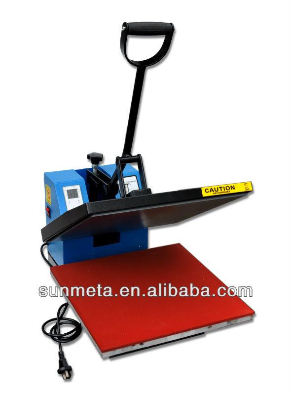 Flat Heat Press Machine Price for T-shirt