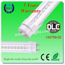 100-277V led tube light ul 15-22w 4feet E358080 factory smd3014 85-265v t8 led tube