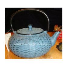Pcz08 Cast Iron Teapot Factory Direct Supply