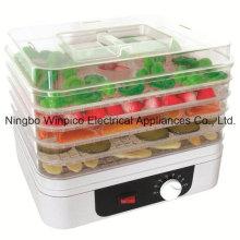 Máquina de secagem elétrica da carne da máquina de secagem do fruto da máquina do desidratador do alimento 11L