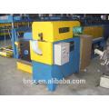 Chaîne en forme de carré Gouttière métallique Machine de formage à froid / Machine à faire faire des gouttières en eau de métal