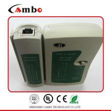 China Comprobador del cable del lan de la fabricación 100pcs / carton tamaño 58 * 37 * 32cm GW 15KG
