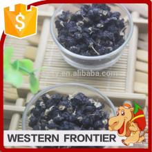 2016 vente chaude Chine QingHai nouvelle culture séchée style Black goji berry