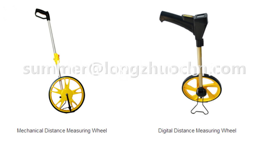 distance measuring wheel (1)