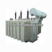 Three phase oil immersed 50kva transformer
